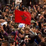 Maroc Jerada manifestation morts