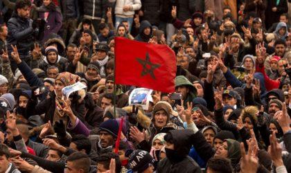 Deux morts dans les manifestations au nord du Maroc: la situation s'envenime