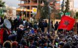 La police du Makhzen écrase les manifestants à Jerada