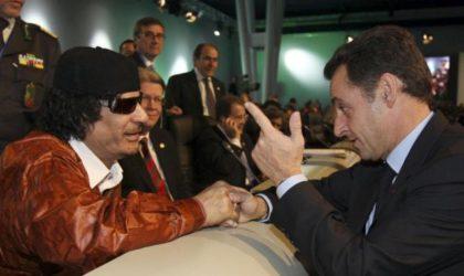 Le Daily Mail est affirmatif : «C'est Sarkozy qui a fait tuer Kadhafi !»
