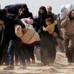 Syrie la Ghouta évacuation civils