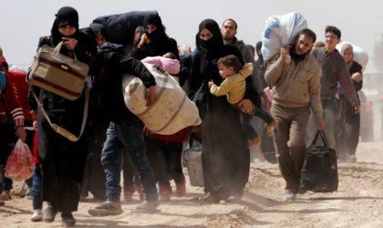 Syrie: plus de 25000 civils ont quitté la Ghouta orientale