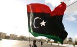 Manifestation pour soutenir l'armée libyenne et refusant l'intervention turque en Libye.