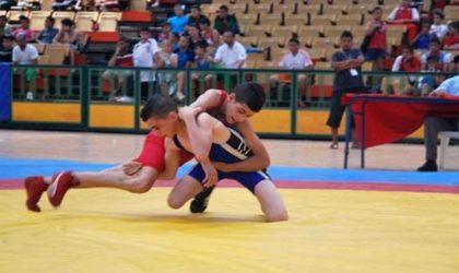 Championnats méditerranéens de lutte: l'Algérie décroche 29 médailles dont 11 en or