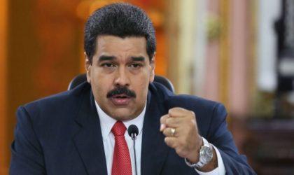 Washington peut-il imposer un embargo sur le pétrole vénézuélien?