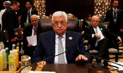 L'improbable quête d'un successeur au président malade Mahmoud Abbas