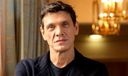 Marc Lavoine: «Deux Algériens ont sauvé mon père de la mort»