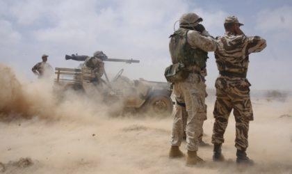 Le Makhzen commande une étude sur son armée pour intimider les Algériens