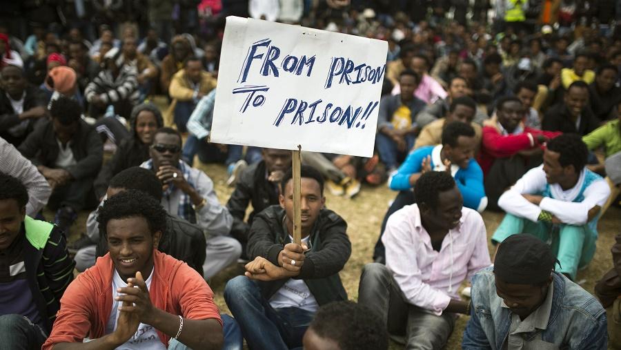 Israël Netanyahou migrants jihadistes