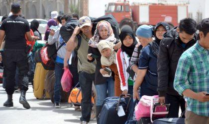 Plus de 16000 personnes évacuées de Libye avec l'aide de la task-force conjointe