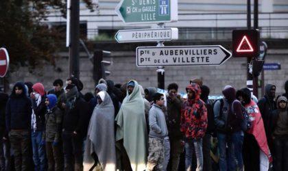 Le sort des migrants en France : agressions, viols, racisme et dénuement