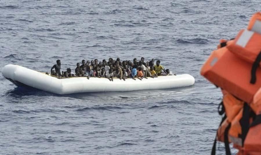 migrants naufrage