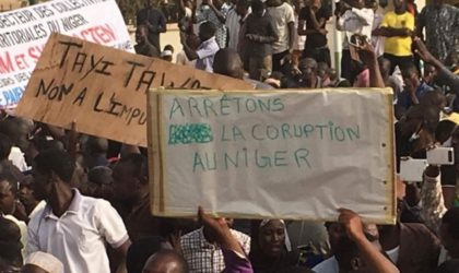 Niger: plusieurs figures de la société civile inculpées