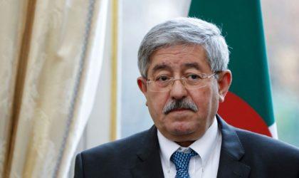 Ouyahia reçoit le ministre saoudien de l'Intérieur