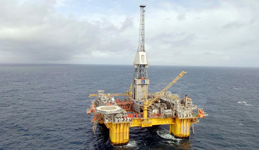 Sonatrach forage offshore