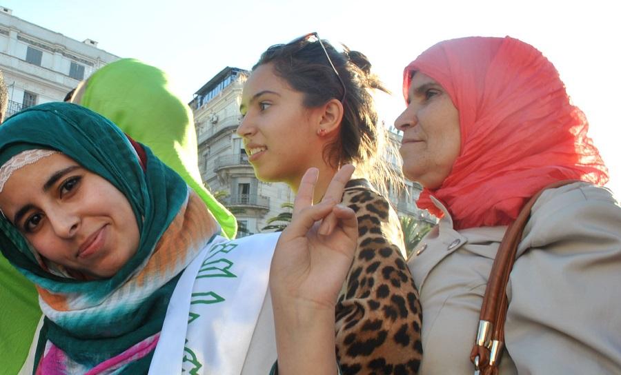 droits des femmes en algerie