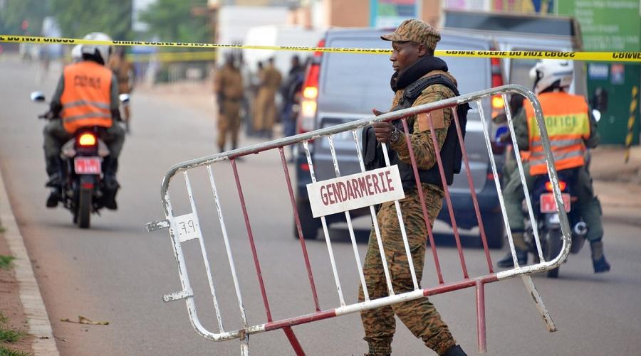 Burkina Faso Ouagadougou attaque ambassade de france