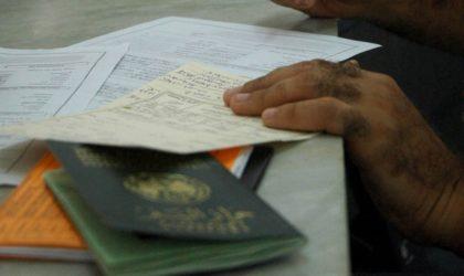 Deux mille Palestiniens circulent avec de vrais-faux passeports algériens