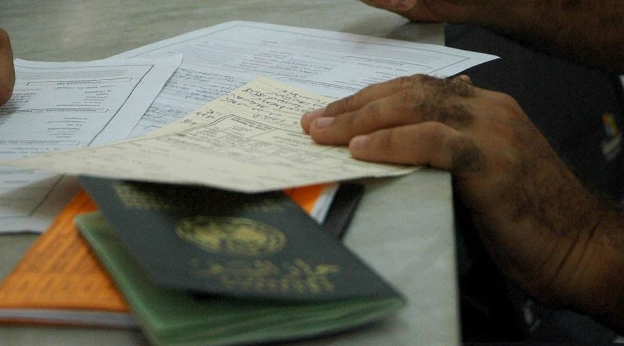 passeport syrienne