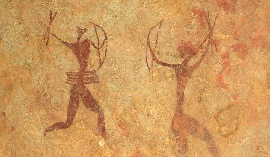 peintures rupestres patrimoine ahanet