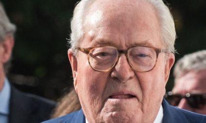 Jean-Marie Le Pen à Algeriepatriotique : «Je ne suis pas raciste !»