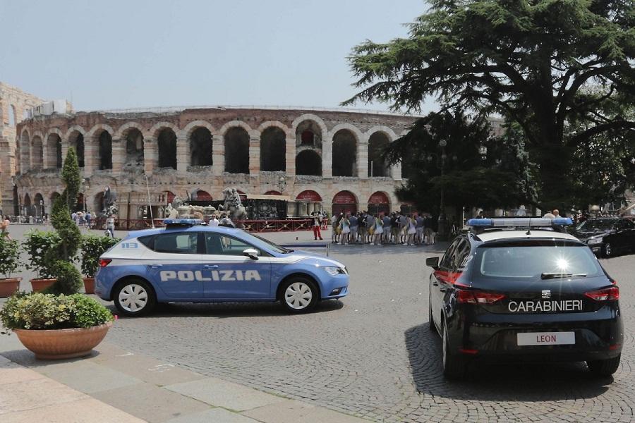 police italiens