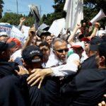 FFS répression syndicats