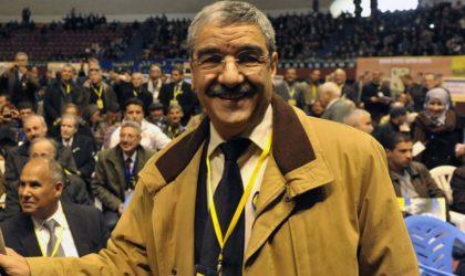Saïd Sadi veut relancer son projet de fondation