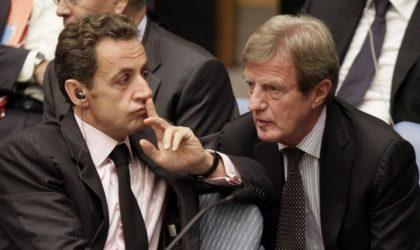 Bernard Kouchner a-t-il peur d'être éclaboussé par l'affaire Sarkozy ?