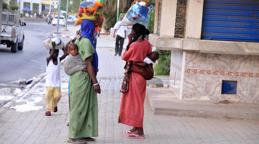 subsahariens migrants
