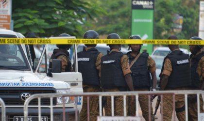 Des terroristes provoquent un carnage à Ouagadougou
