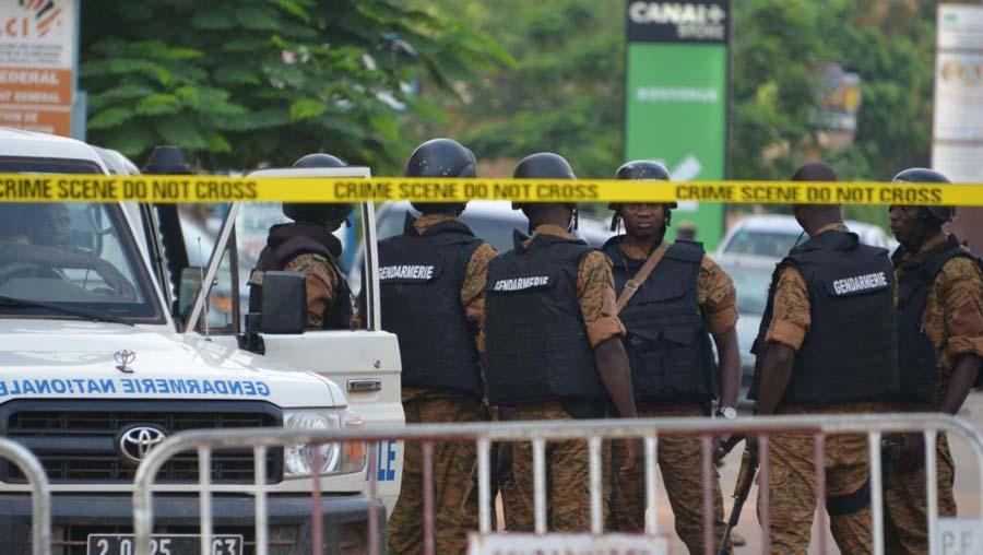 terrorisme Burkina