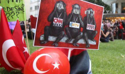 La presse turque n'a accordé aucune importance à la visite d'Erdogan à Alger