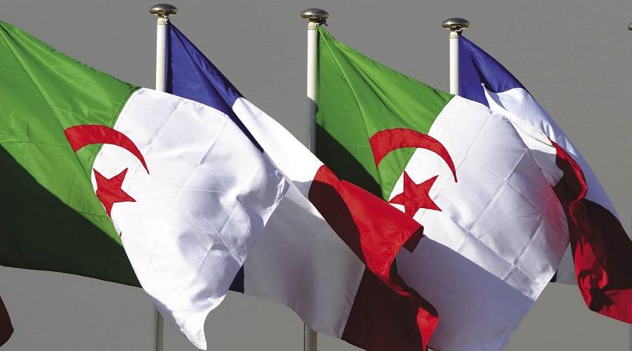 Algérie France Alger VFS Global visas