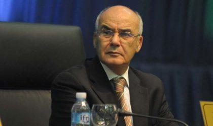 Yousfi et Dominique De Villepin évoquent le partenariat industriel algéro-français
