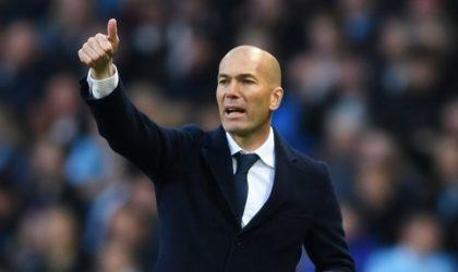 Après sa carrière, Zidane n'avait «pas du tout envie d'être entraîneur»