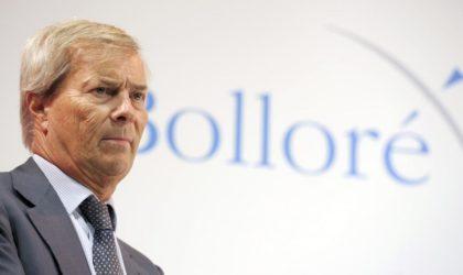 L'industriel français Vincent Bolloré en garde à vue suite à des soupçons de corruption en Afrique