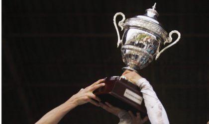 Coupe d'Algérie de football : le trophée exposé à Sidi Bel-Abbès et à Tizi-Ouzou