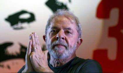 Présidentielle au Brésil : même emprisonné, Lula reste favori
