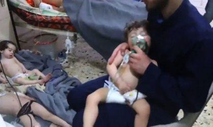 Armes chimiques : témoignage d'un enfant de Douma