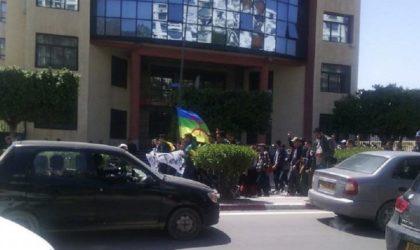 La marche du 20 avril à Béjaïa n'a pas drainé la grande foule