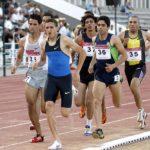 Championnat arabe d'athlétisme U20 Amman Jourdanie