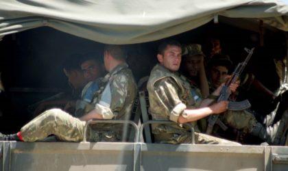 Un terroriste capturé par un détachement de l'ANP samedi à Tébessa