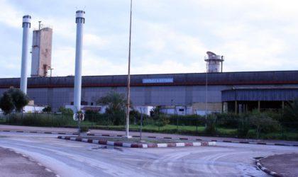 Complexe El-Hadjar: 26 milliards DA pour moderniser et relancer les activités industrielles