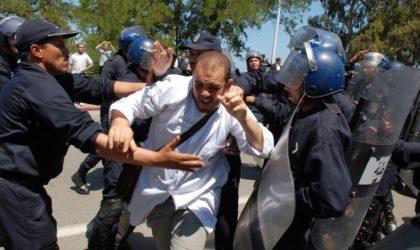 Des dizaines de médecins résidents arrêtés à Alger-Centre