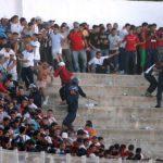 commission d'enquête, retour violence dans stades