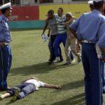 violence stade responsabilité partagée