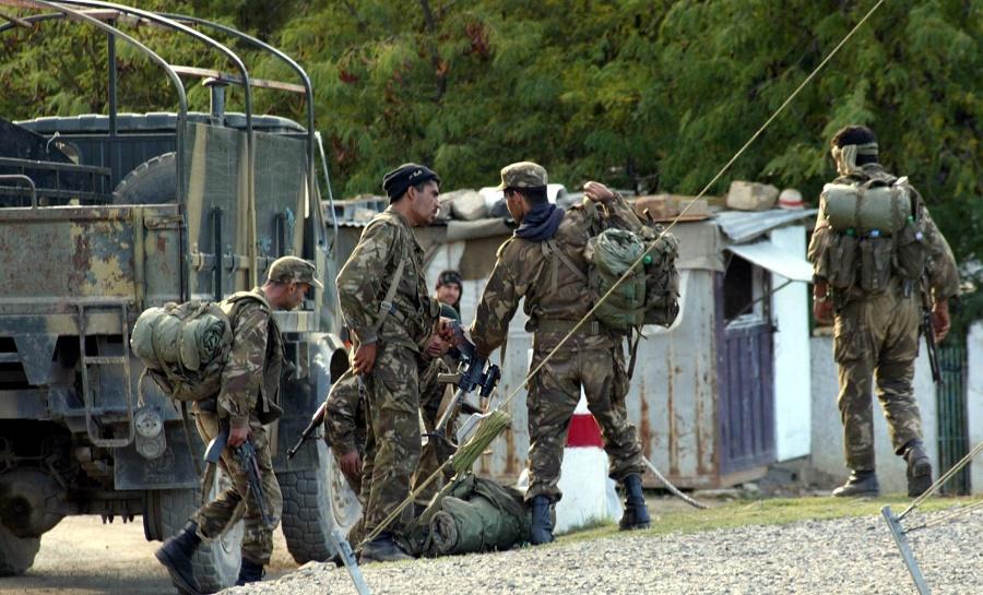 ANP terroristes capturés