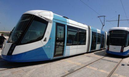 Tramway d'Alger: interruption du trafic mercredi pour cause technique