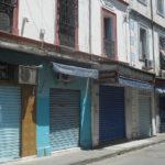 Tizi commerçants fonctions libérales grève